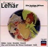 レハール : 喜歌劇「メリー・ウィドウ」 ハイライツ