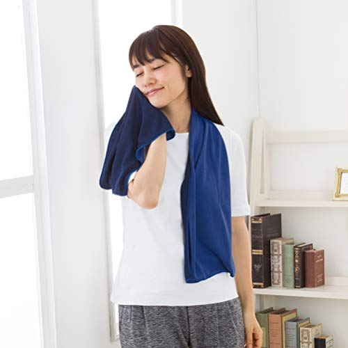 【濡らさないでも冷却】冷感タオルのおすすめ人気ランキング9選