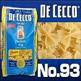 ディチェコ(DE CECCO) s No.93 ファルファッレ 500g
