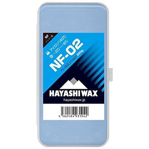 ハヤシワックス HAYASHI WAX ベースワックス NF-02 200g