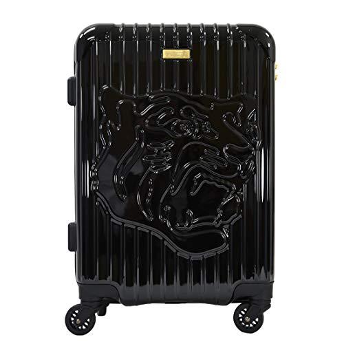 阪神タイガースキャリーケース 32L ブラック エンボス加工 TSAロック搭載 段階調節機能付きキャリーバー 機内持込可能