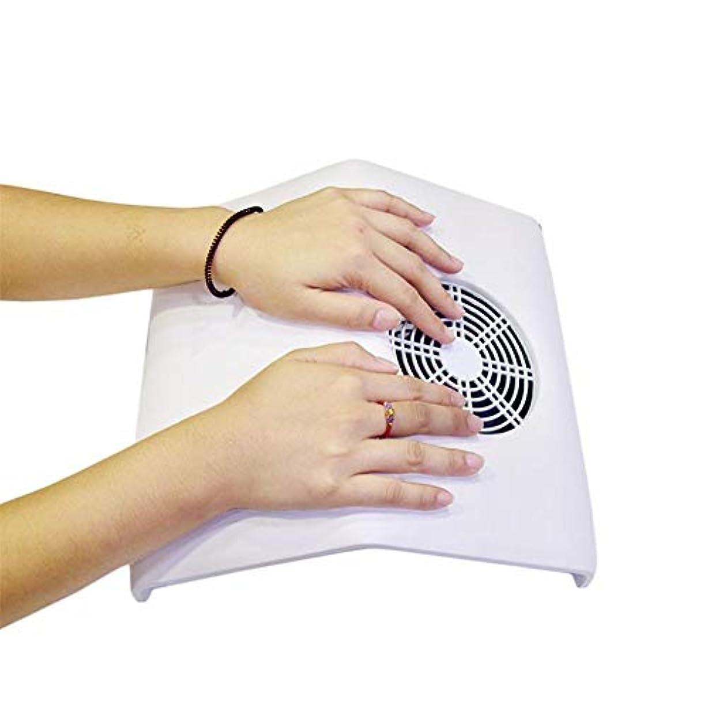 タンパク質当社香水ネイル掃除機20ワットネイル吸引集塵機機両手サロンアートマニキュアペディキュアネイルクリーニング機器