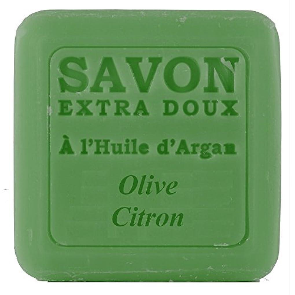 Plantes&Parfums [プランツ&パルファム] アルガンオイルソープ100g オリーブレモン