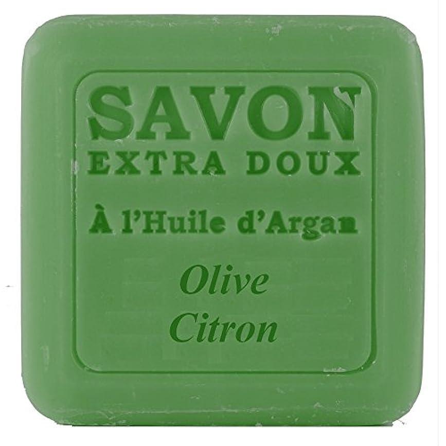 コーンシャツ回想Plantes&Parfums [プランツ&パルファム] アルガンオイルソープ100g オリーブレモン