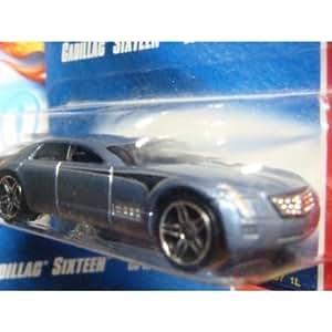 Hot Wheels Cadillac Sixteen #9 Lite Blue Flake Pr5 Scale 1/64 Collector by Hot Wheels [並行輸入品]