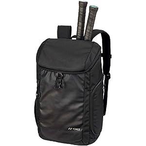 ヨネックス(YONEX) テニス バックパック (ラケット2本用) BAG1858 ブラック