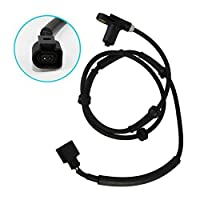 ON SALES! ABS Wheel Speed Sensor Rear Left Right ABS Sensor Fits 7M0927807D for Ford Galaxy VW Sharan Seat Alhambra 1997 1998 1999 2000 2001 2002 2003 [並行輸入品]