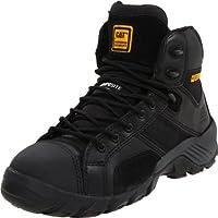 CaterpillarレディースArgon Hi p90088作業靴 カラー: ブラック