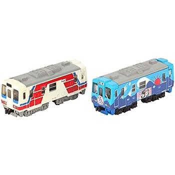 Bトレインショーティー 北三陸鉄道36形 標準色/お座敷車両 (気動車 2両入り) プラモデル
