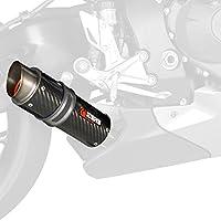 Scorpion / スコーピオンエキゾースト RP-1 GP スリップオン カーボンファイバースリーブ Homologated Honda CBR 1000 RR 12-13 2012 - 2013 | HA1001CEM