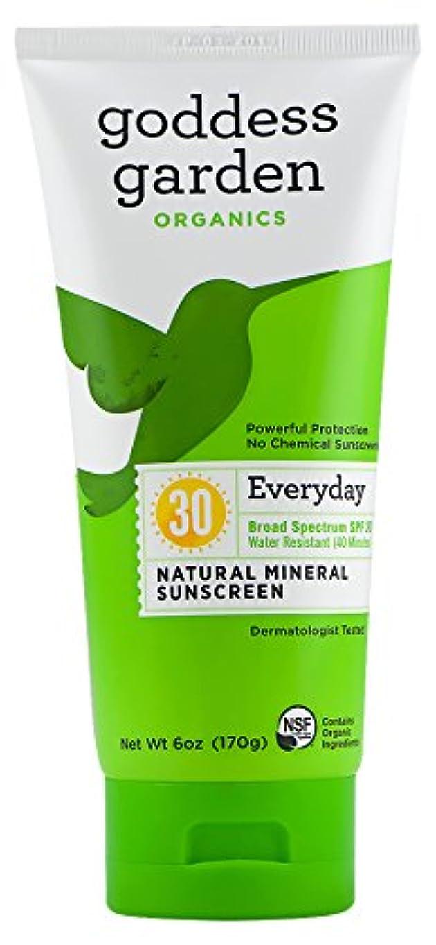 異形染料浜辺????? Natural Sunscreen SPF 30, 6 OZ