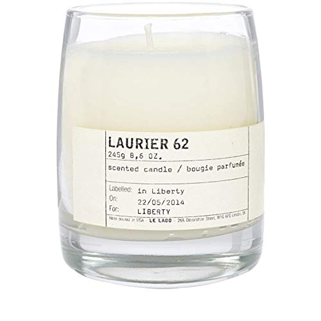 肥料シャイ子羊[Le Labo ] ルラボローリエ62古典的なキャンドル - Le Labo Laurier 62 Classic Candle [並行輸入品]