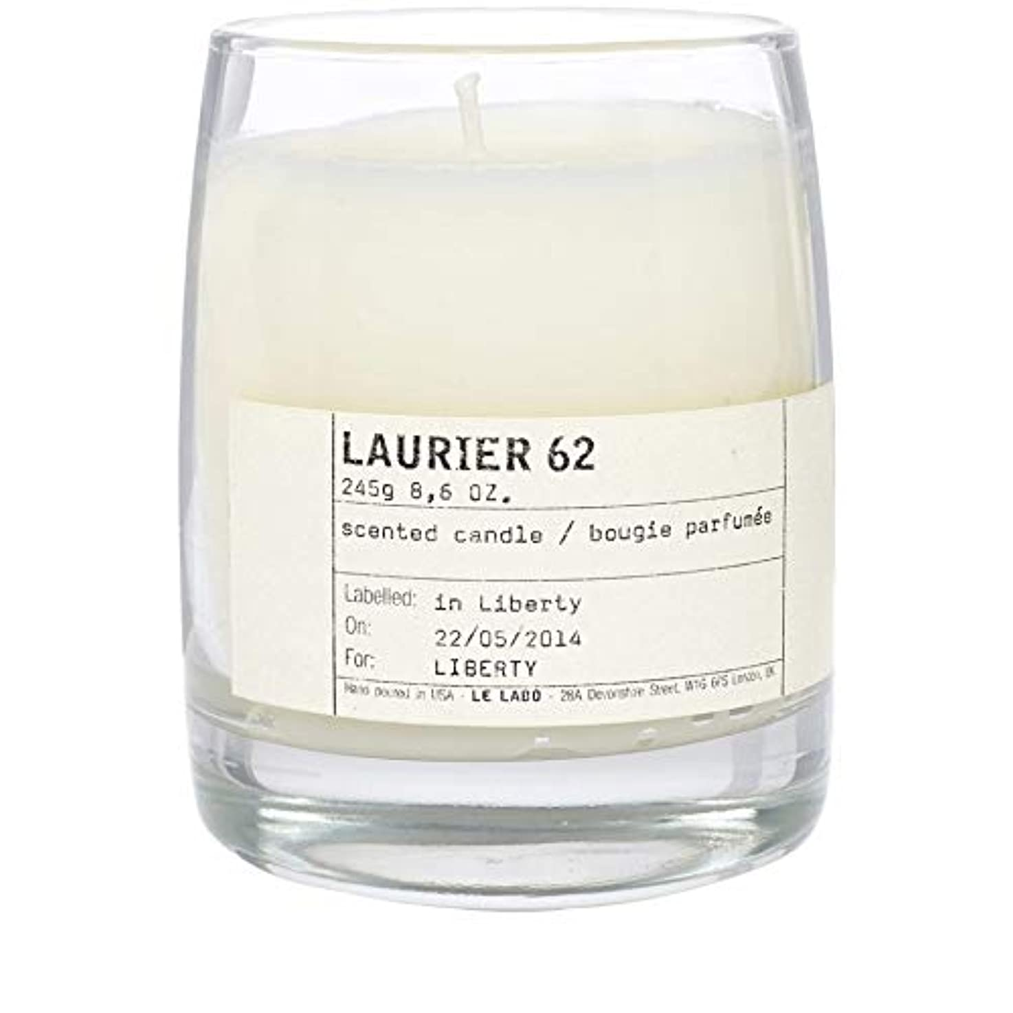 [Le Labo ] ルラボローリエ62古典的なキャンドル - Le Labo Laurier 62 Classic Candle [並行輸入品]