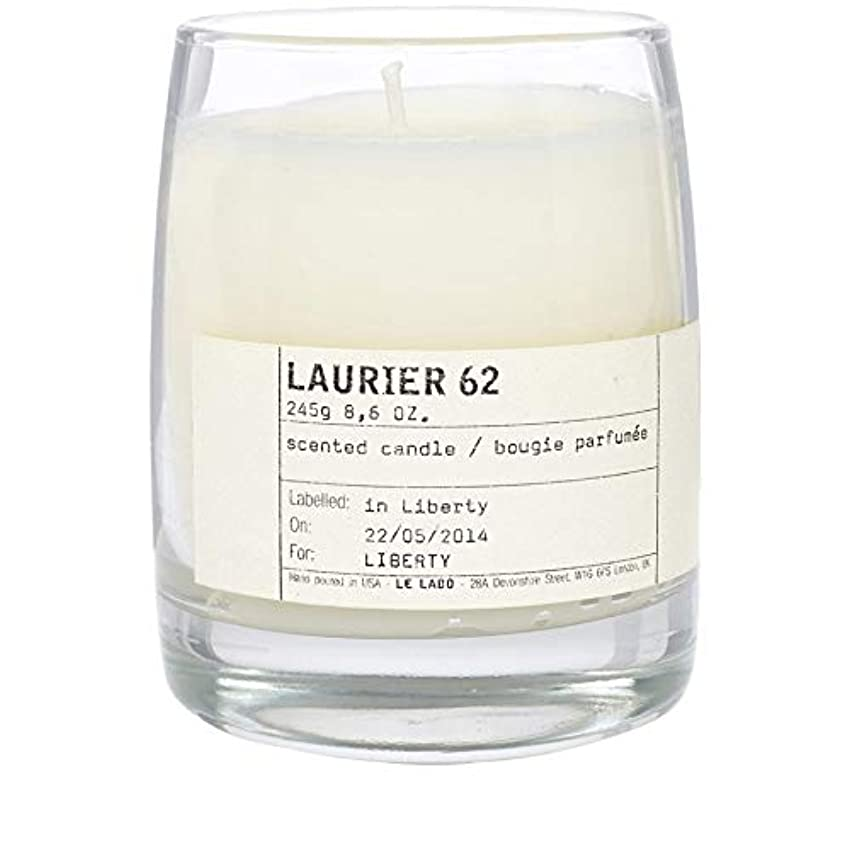 常習的腫瘍疼痛[Le Labo ] ルラボローリエ62古典的なキャンドル - Le Labo Laurier 62 Classic Candle [並行輸入品]