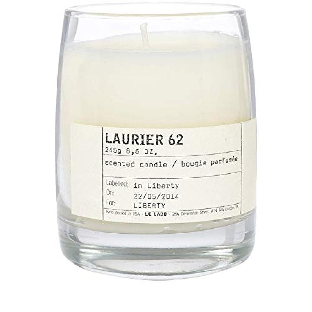 シミュレートする学習予定[Le Labo ] ルラボローリエ62古典的なキャンドル - Le Labo Laurier 62 Classic Candle [並行輸入品]