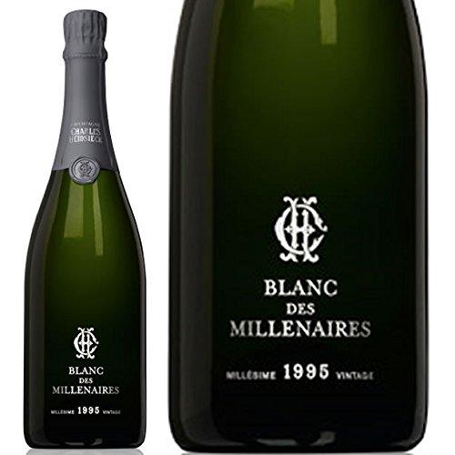 シャルル・エドシック ブラン・デ・ミレネール[1995] ブラン・ド・ブラン/シャンパン/白/辛口[750ml]