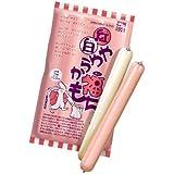 紅白やわらか福もち 紅白125g×各4本 【高齢者向け介護食】
