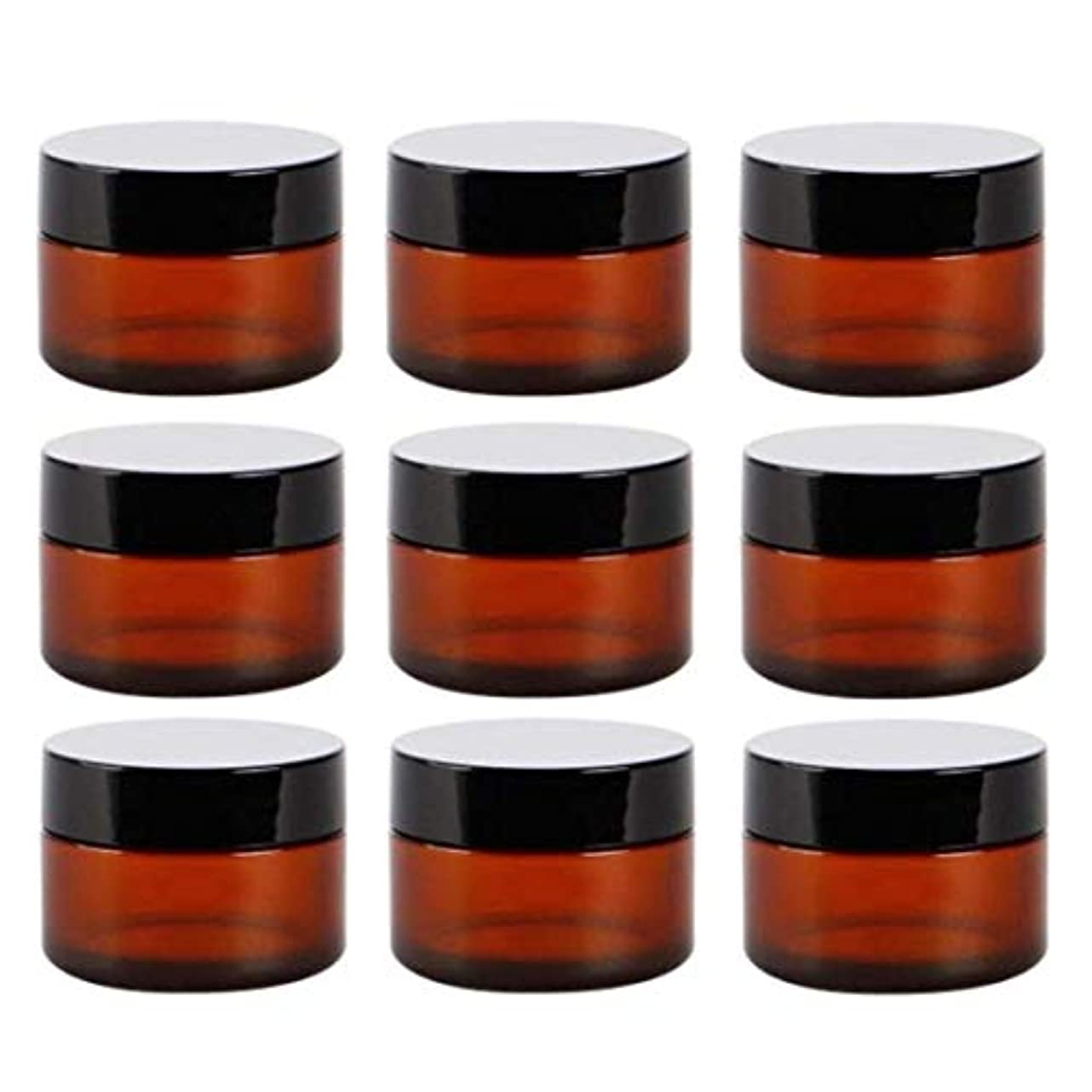 層数学的な神秘スポイト遮光瓶 アロマオイル 9本セット 精油 香水やアロマの保存 小分け用 遮光瓶 保存 詰替え ガラス製 茶色10g
