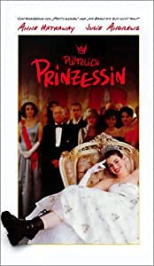 The Princess Diaries [VHS] [Import]
