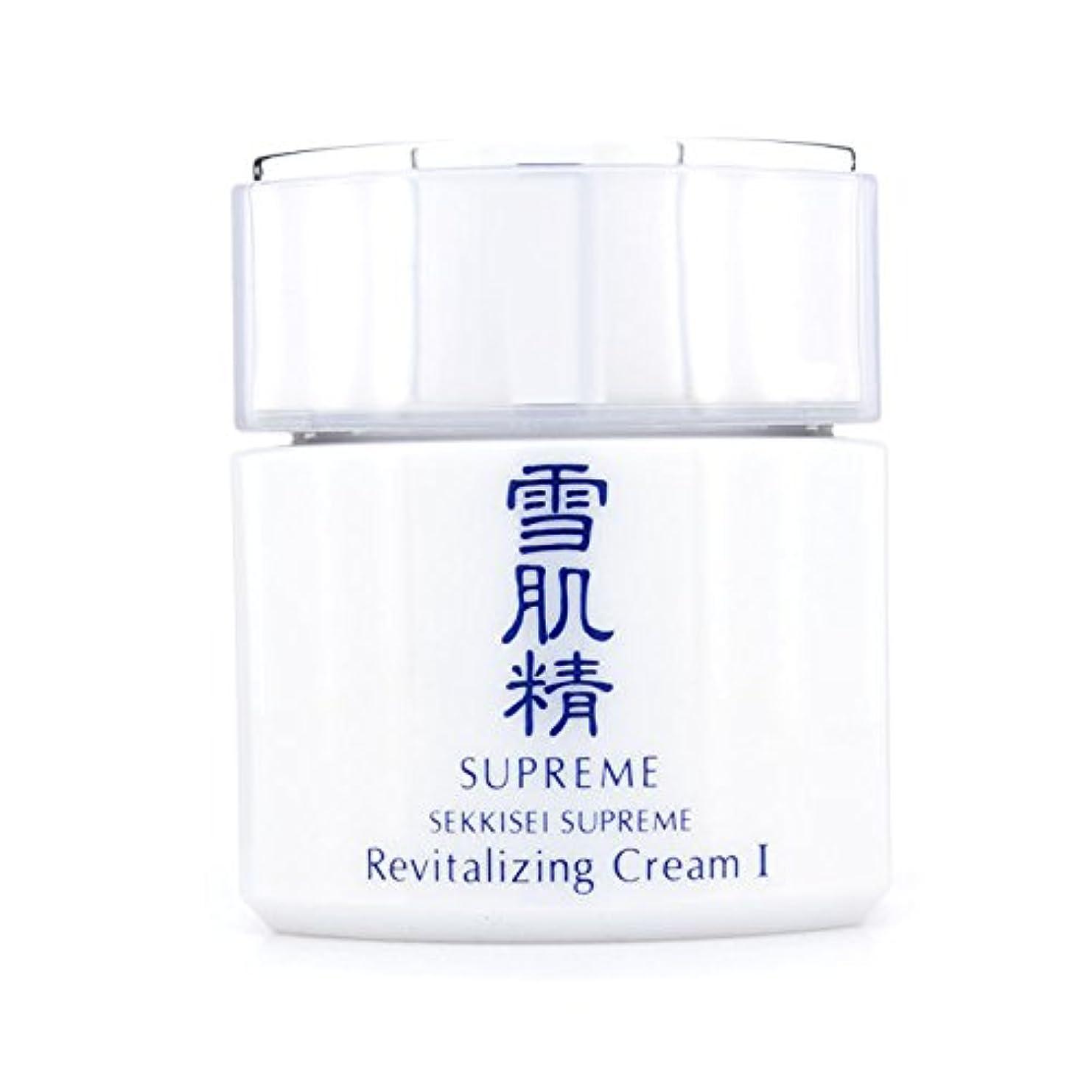 ねじれ乳剤本会議コーセー 雪肌精 シュープレム クリーム 40g I