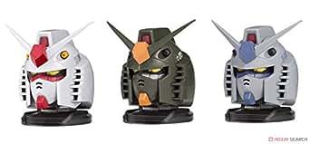 機動戦士ガンダムEXCEED MODEL GUNDAM HEAD 01-エクシードモデル ガンダムヘッド01- (BOX) 9個入