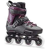 RollerbladeレディースツイスターエッジW Skates &ヘッドバンドバンドル