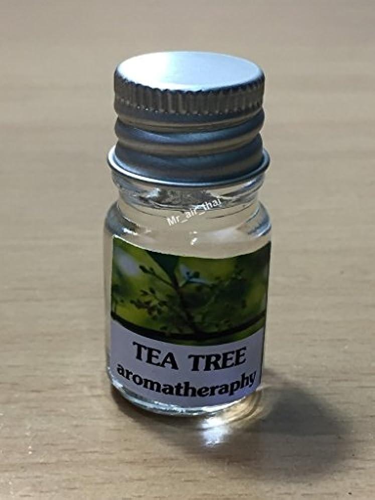 鈍いスリラー添付5ミリリットルアロマティーツリーフランクインセンスエッセンシャルオイルボトルアロマテラピーオイル自然自然5ml Aroma Tea Tree Frankincense Essential Oil Bottles Aromatherapy...