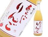 梅乃宿 あらごしりんご 1800ml 奈良県 梅乃宿酒造
