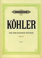 KOHLER L. - Estudios Faciles Op.151 para Piano (Ruthardt)