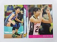 火の鳥NIPPON2018■レギュラーカード■44/井上琴絵 ≪バレーボール女子日本代表オフィシャルトレーディングカード≫
