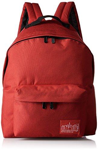 [マンハッタンポーテージ] Manhattan Portage 公式 BIG APPLE BACKPACK(MD) MP1210 RED (レッド)