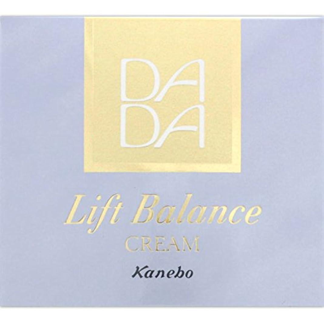 石鹸ほのめかすジョージスティーブンソン【カネボウ】 DADA(ダダ) B15リフトバランスクリーム 30g(医薬部外品)