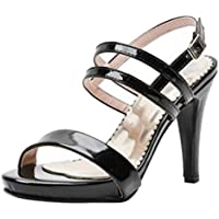Melady Women Fashion Stiletto Heels Summer Shoes