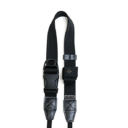 (ダイアグナル)diagnl Ninja Camera Strap 25mm Black