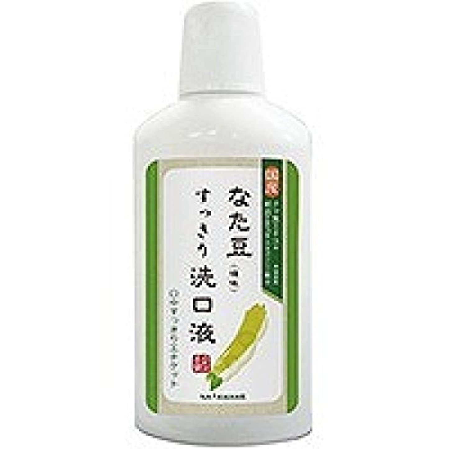 静けさテーブル秋なた豆 すっきり 洗口液(500ml)
