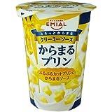 【冷蔵】EMIAL からまるプリン クリーミーソース X12本