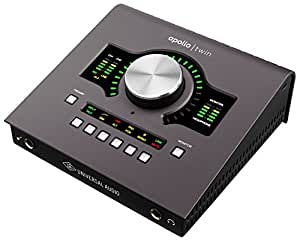 Universal Audio Apollo Twin MkII/QUAD【国内正規品】