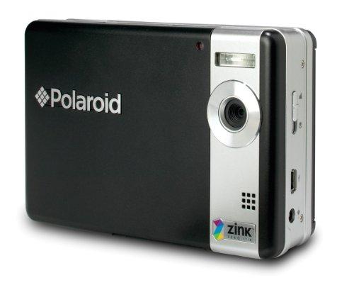 Polaroid Polaroid TWO インスタントデジタルカメラ ブラック CZJ-05300B