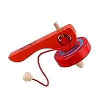 クラシックPerpetual Motion Fidget Toy for Kids Hand木製Spinning Top Toy