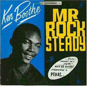 Mr. Rock Steady