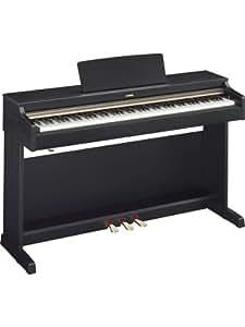 ヤマハ ARIUS 電子ピアノ 高低自在椅子付属 ブラックウッド調 YDP-162B