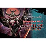 Dragoborne-Rise to Supremacy-:ブースターパック 第2弾 Oath of Blood DB-BT02