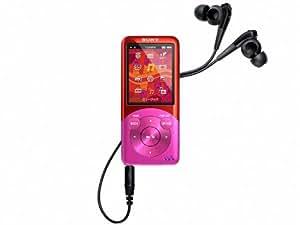 SONY ウォークマン Sシリーズ [メモリータイプ] 16GB ビビットピンク NW-S755/P
