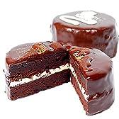ぐるめライン 濃厚ミニザッハトルテ 1個 チョコレートケーキ 生チョコケーキ