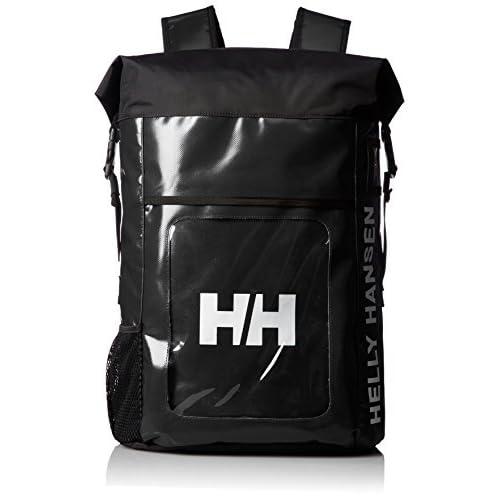 [ヘリーハンセン]  リュック マップバッグ HY91726 K ブラック
