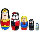 Bif Bang Pow! Heroines of DC Nesting Dolls Set of 5 Action Figure