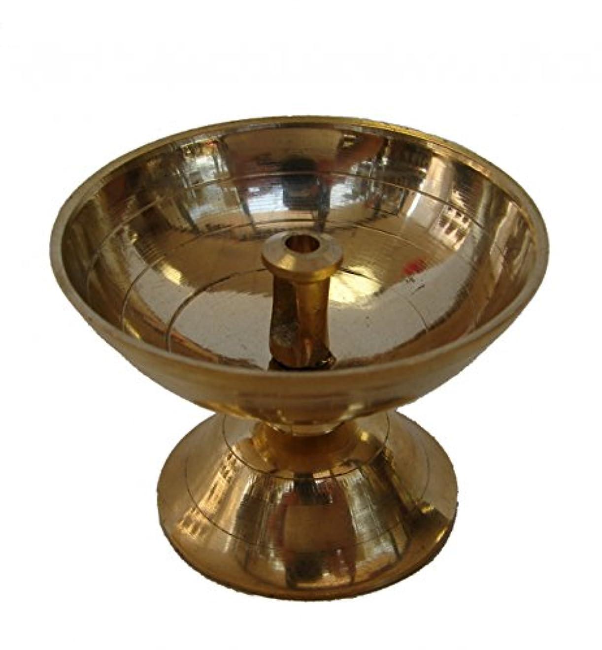 サンダーインテリア三Brass Incense Burner