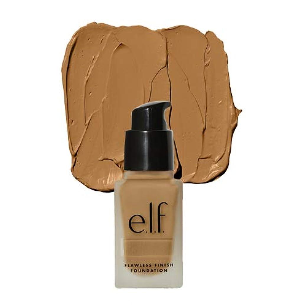 宿泊施設シネウィエトナ山(6 Pack) e.l.f. Oil Free Flawless Finish Foundation - Linen (並行輸入品)