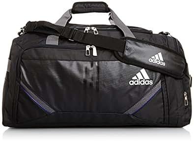 [アディダス] adidas エンセイダッフルバッグ M KBQ41 A96107 (ブラック)