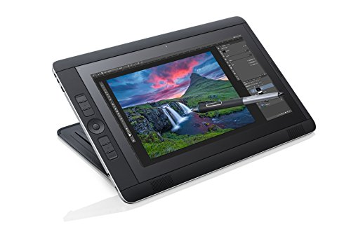 Wacom Windows installed drawing tablet with screen Cintiq Companion2 64GB SSD DTH-W1310T/K0